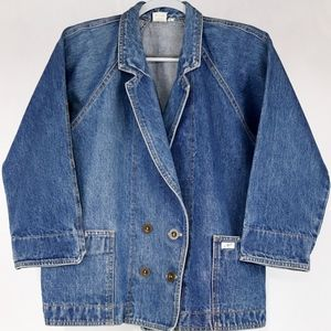Vintage Guess Georges Marciano Denim Chore Jacket